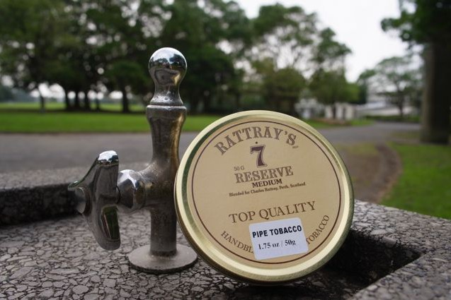 Rattray's: No. 7 Reserve(ラットレー セブンリザーブ)