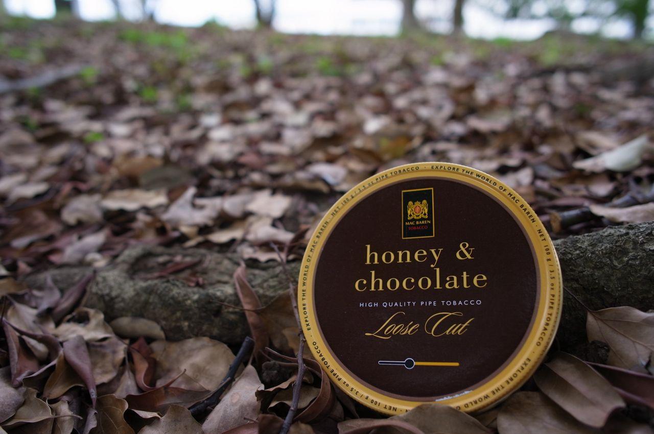 Mac Baren HONEY & CHOCOLATE