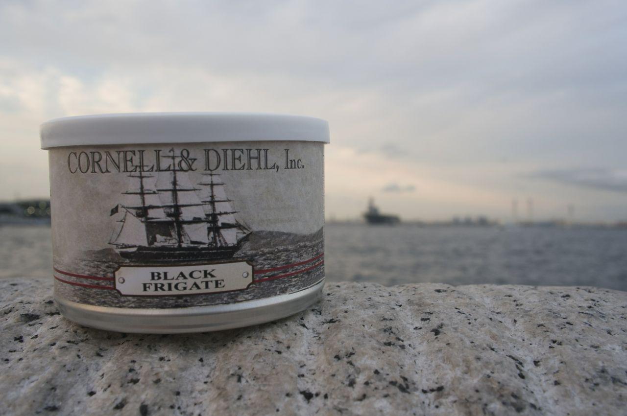 Cornell & Diehl BLACK FRIGATE(コーネル&ディール ブラックフリゲート)