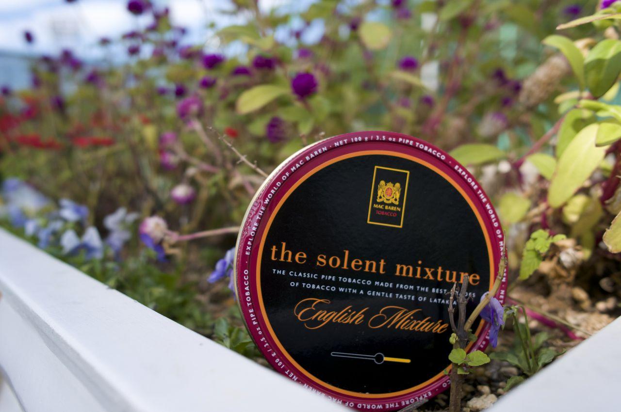 Mac Baren the Solent Mixture (マックバレン ソレント ミクスチャー)