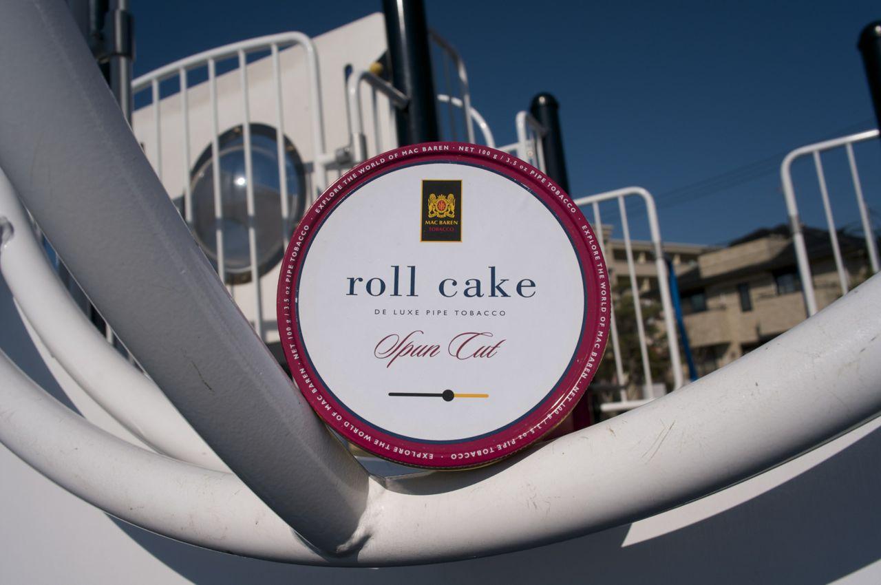 Mac Baren Roll Cake(マックバレン ロールケーキ)