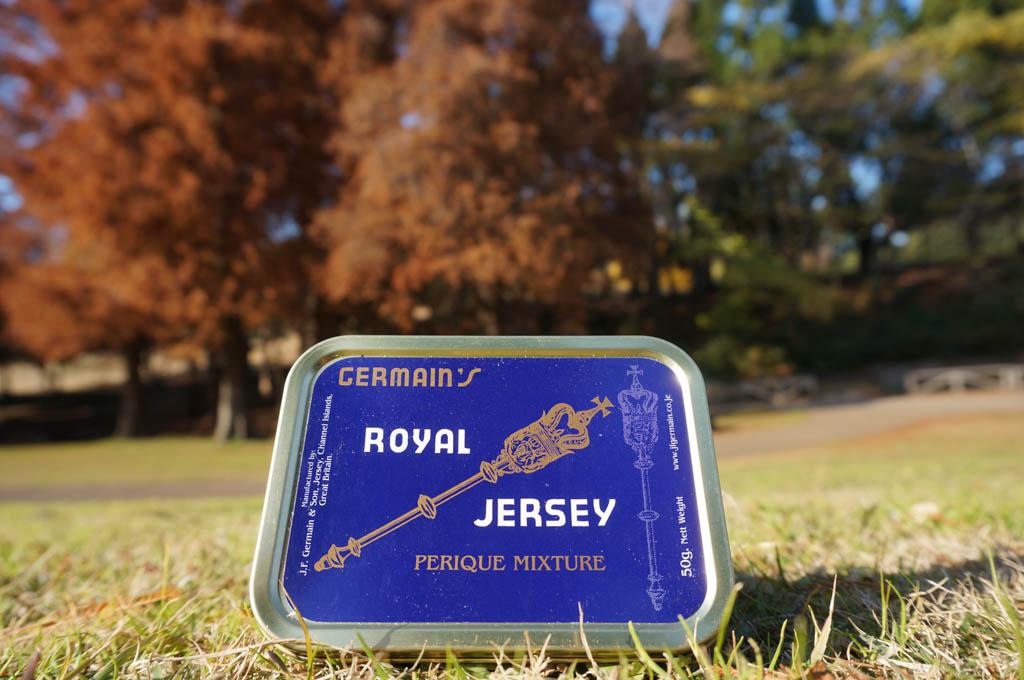 J. F. Germain & Son Royal Jersey Perique (ジャーマイン ロイヤルジャージー ペリク)
