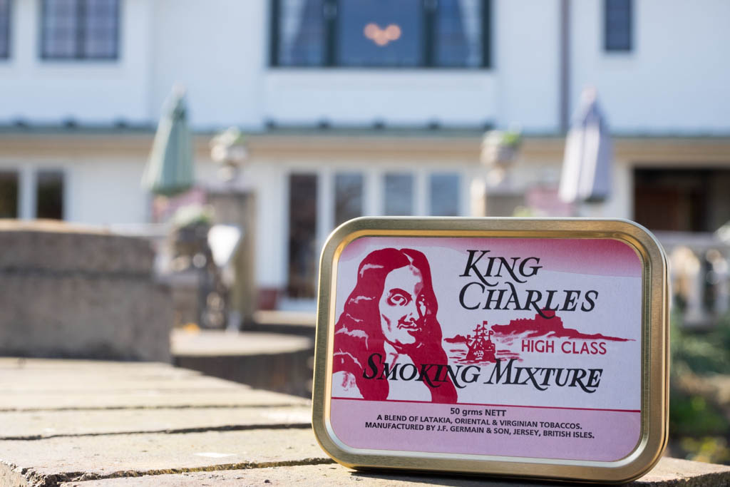 J. F. Germain & Son King Charles Smoking Mixture (ジャーマイン キングチャールズ スモーキング ミクスチャー)