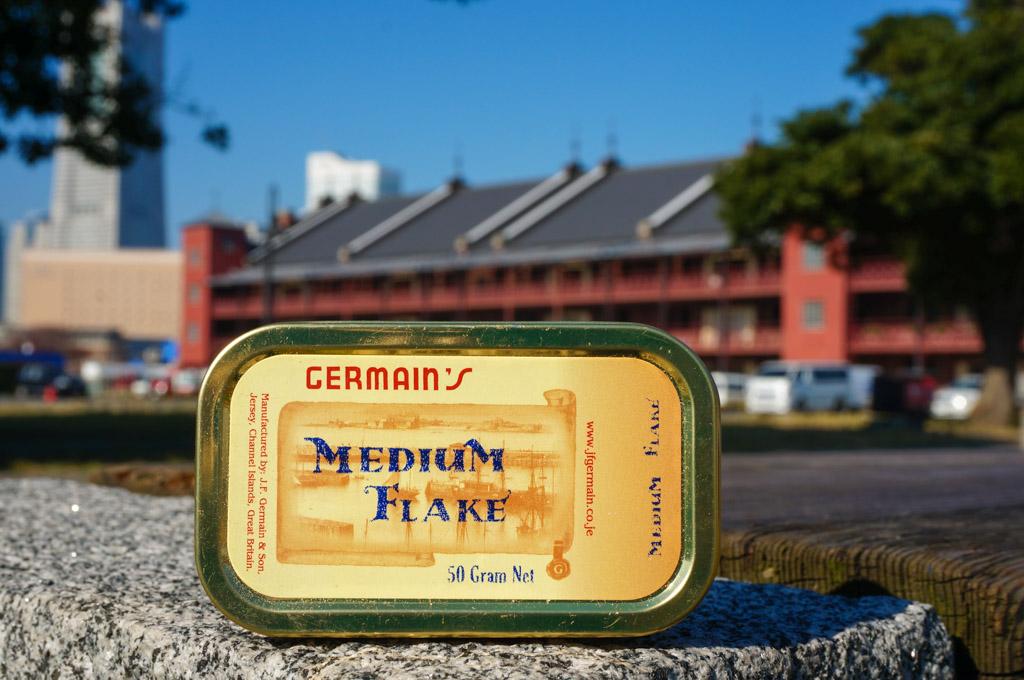 J. F. Germain & Son Medium Flake (ジャーマイン ミディアム フレーク) (パッケージの説明文無し)