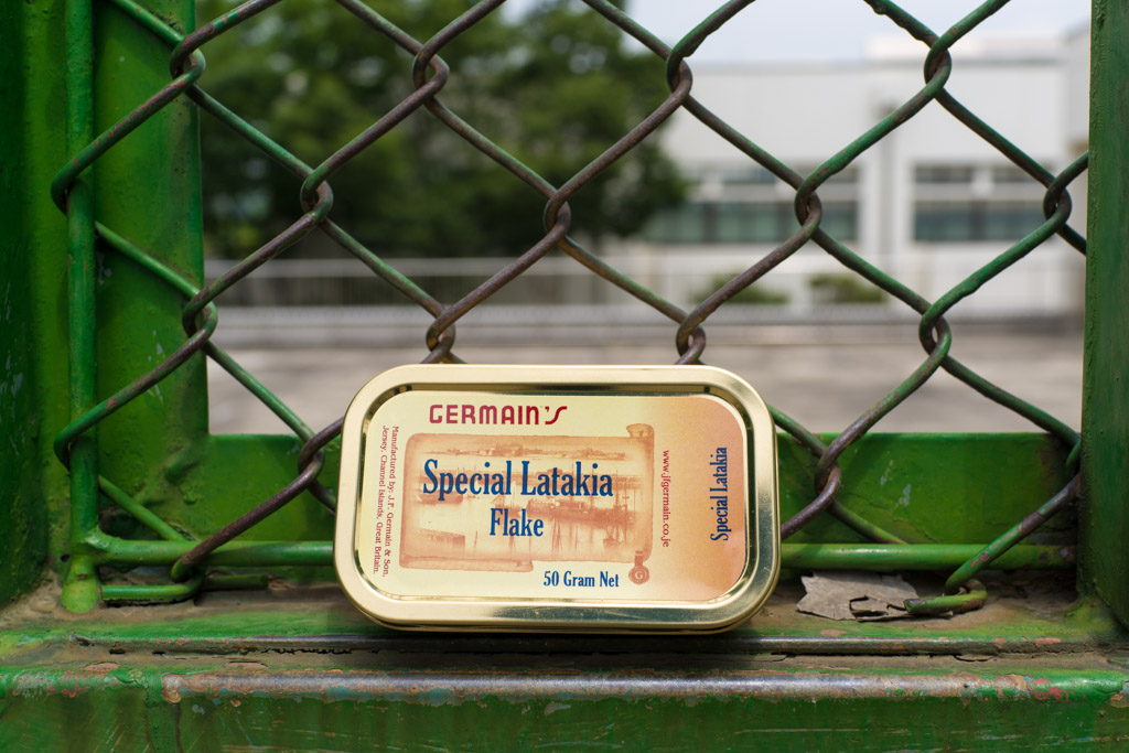J. F. Germain & Son Special Latakia Flake (ジャーマイン スペシャル ラタキア フレーク)