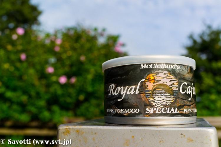McClelland Royal Cajun Special (マクレーランド ロイヤル ケイジャン スペシャル)