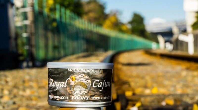 McClelland Royal Cajun Ebony (マクレーランド ロイヤル ケイジャン エボニー)
