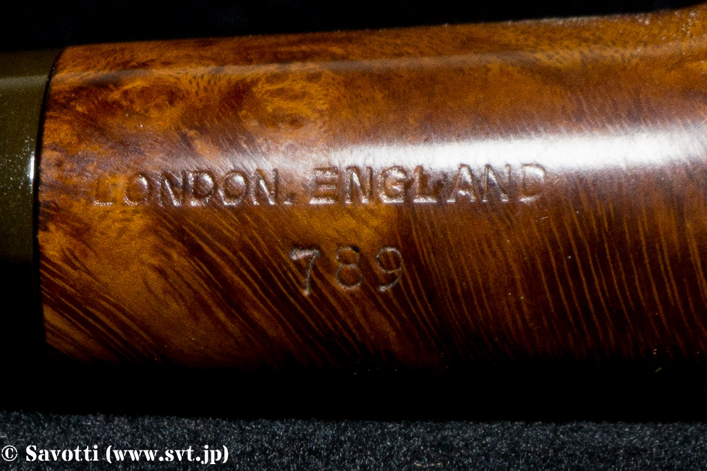 GBD STRAIGHT GRAIN 789 (Pot) -Picture 8 (Nomenclature)
