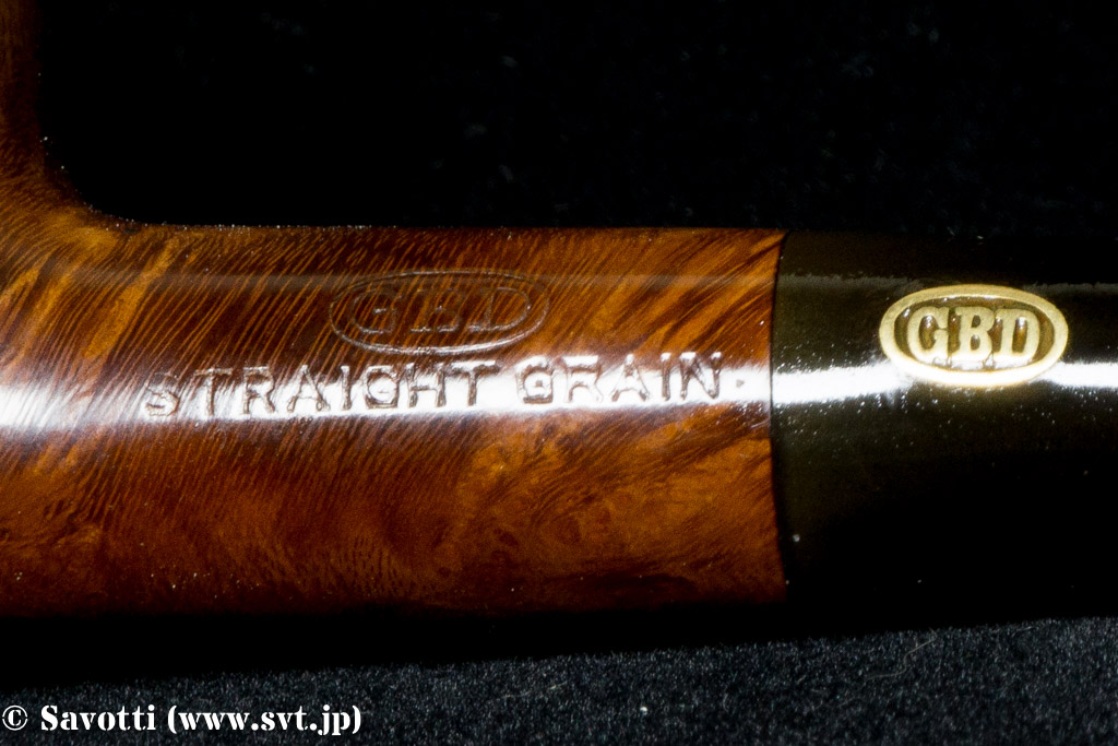 GBD STRAIGHT GRAIN 789 (Pot) -Picture 7 (Nomenclature)