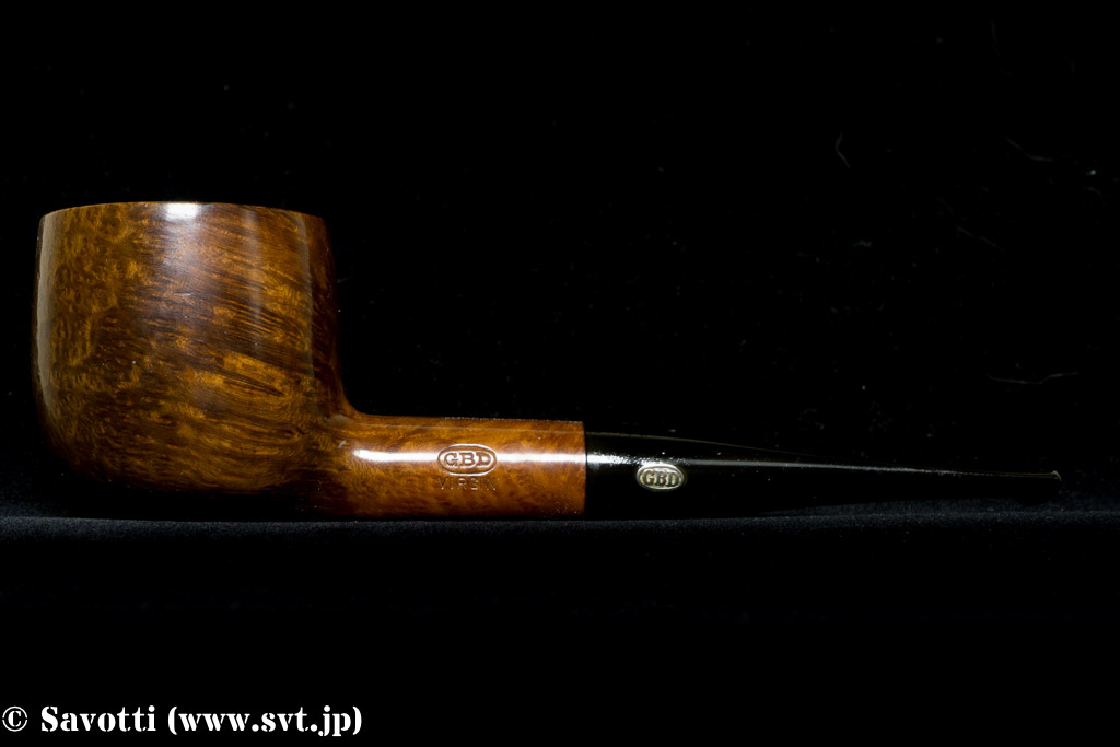GBD STRAIGHT VIRGIN 789 (Pot) -Picture 1
