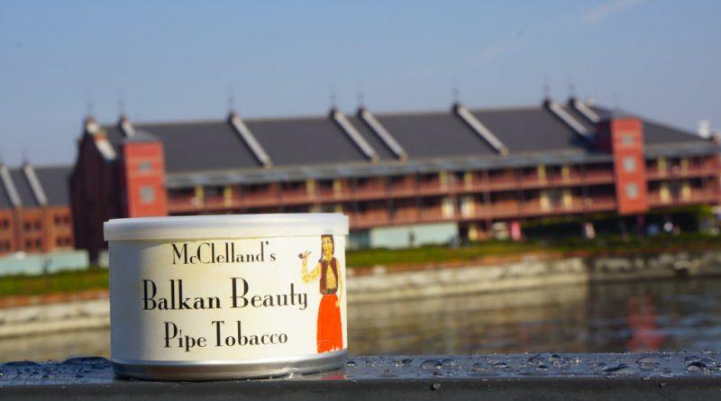 McClelland Balkan Beauty (マクレーランド バルカン ビューティー)
